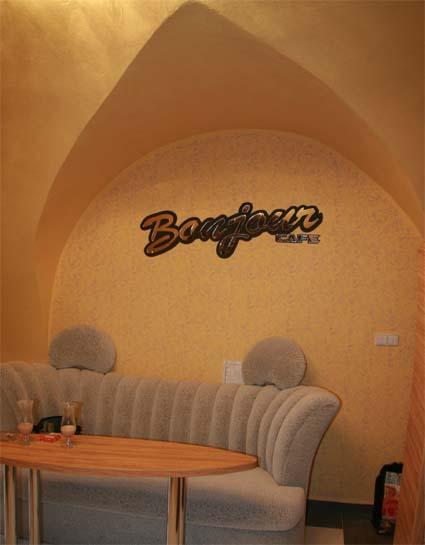 Kavárna Bonjure v Domažlicích1