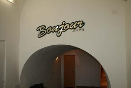 Kavárna Bonjure v Domažlicích3